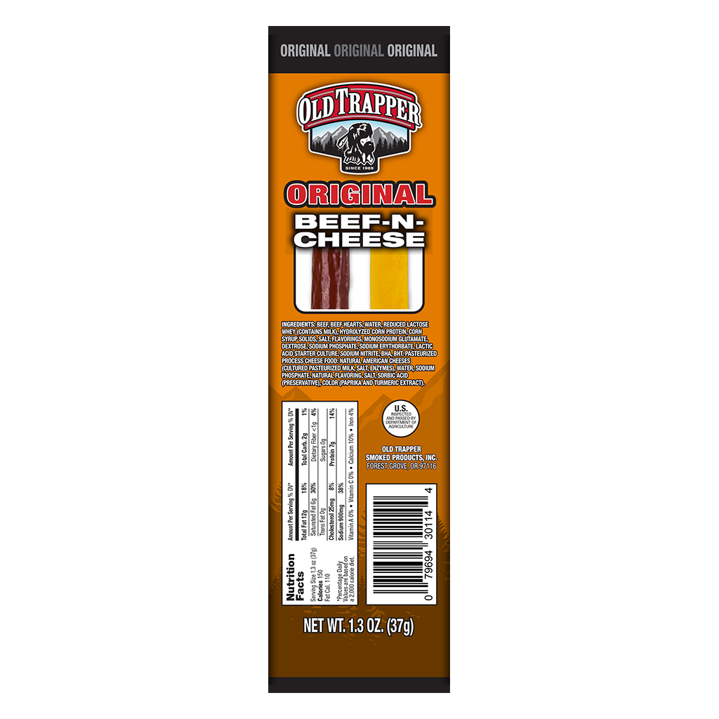 Original Beef & Cheese Snack Stick