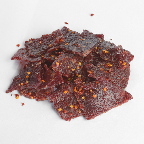 Traditional Style Jerky - Hot & Spicy 10 oz bag Subscription