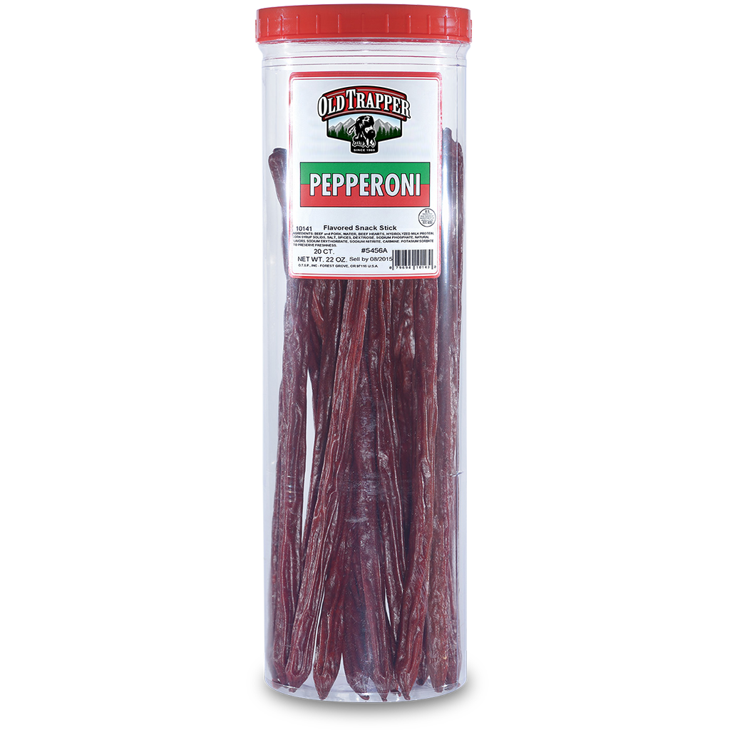 Pepperoni Sausage Stick- Bulk Jar