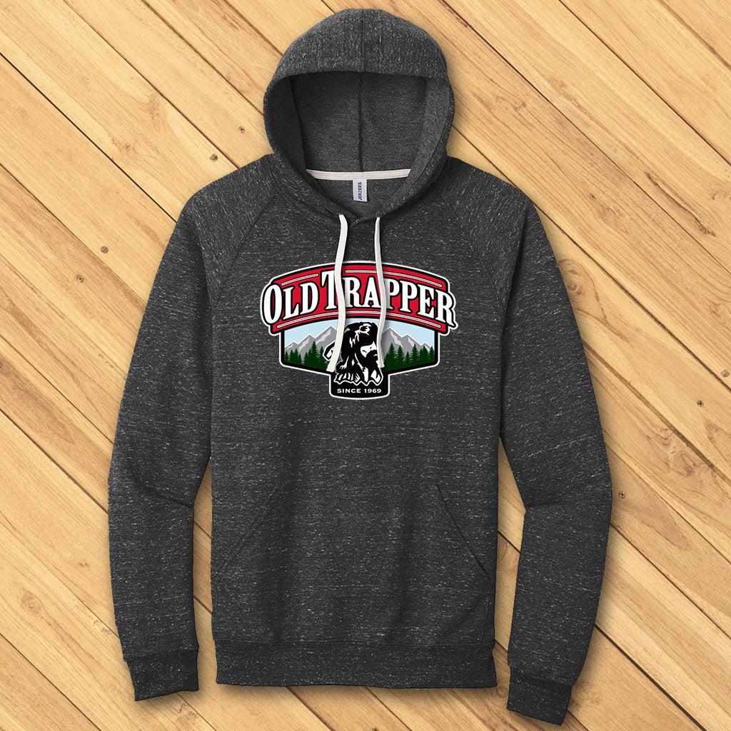Old Trapper Men's Unisex Hoodie