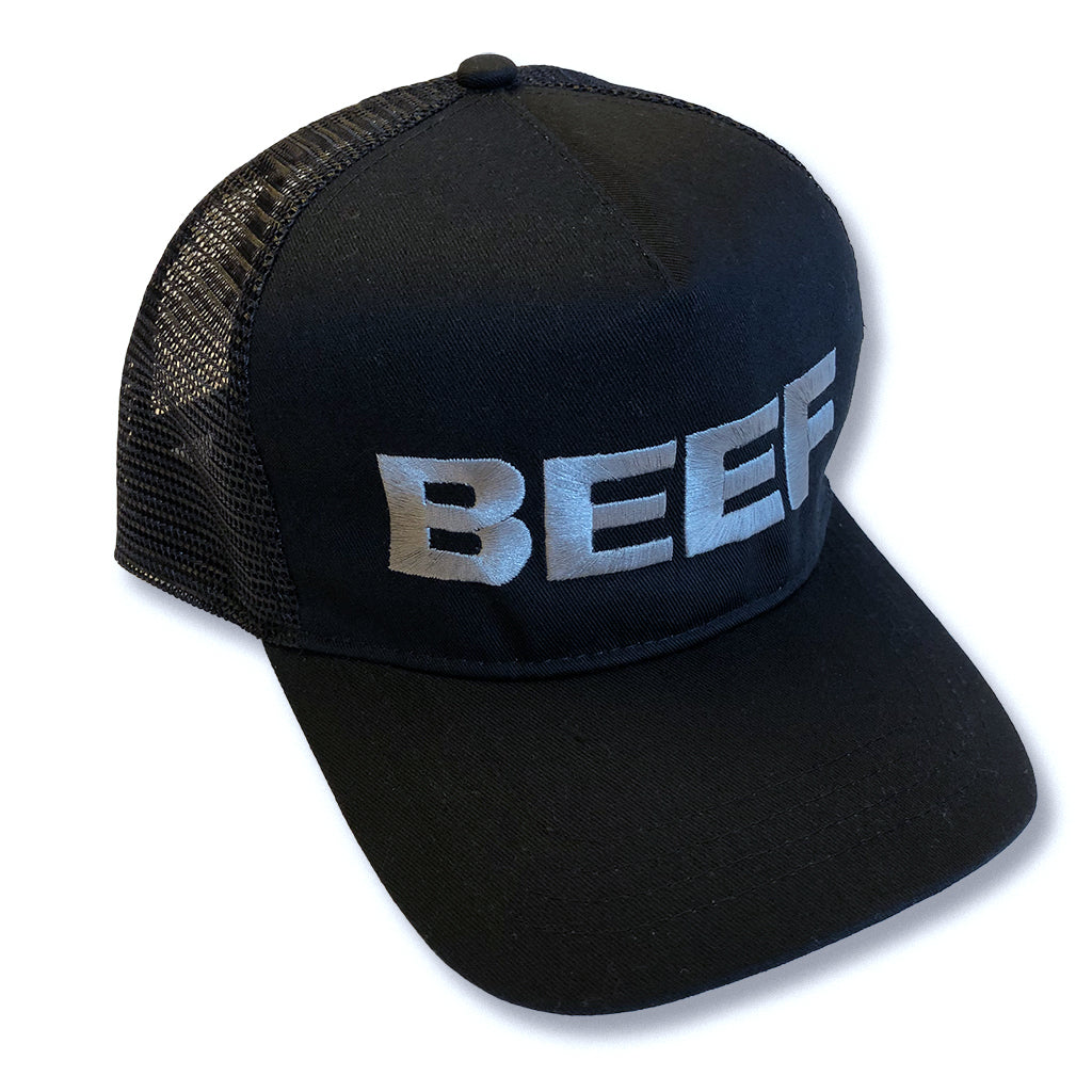 Old Trapper BEEF Trucker Cap