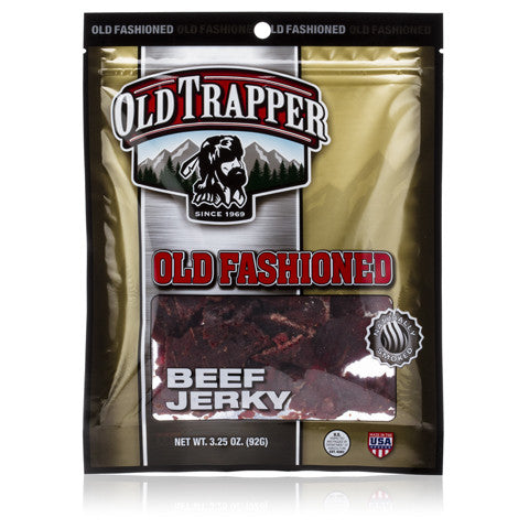 Traditional Style Jerky - Old Fashioned