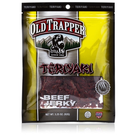 Traditional Style Jerky - Teriyaki