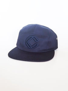 Cabcity Navy Raw Collection 5 Panel