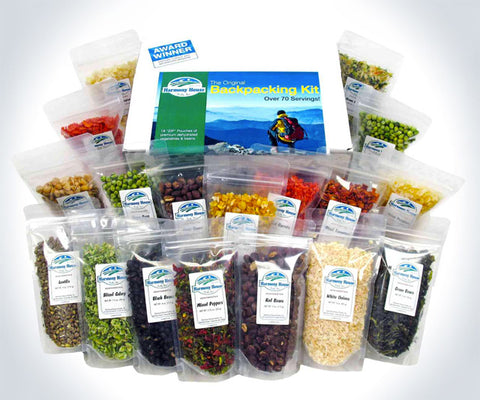 Backpacking Food Kits