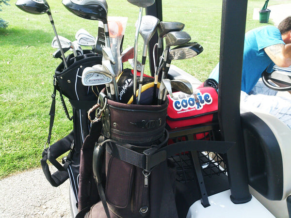 Case Coolie on the Golf Course