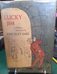 Lucky Jim by Kingsley Amis (Signed, First,1954)