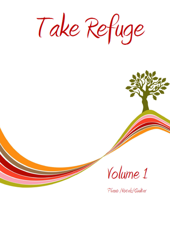 Take Refuge sheet music, Volume 1
