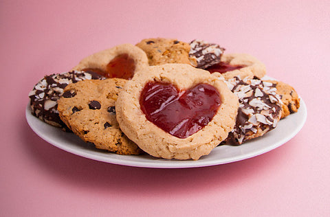 Shimmy Cookies - 100% Vegan and 100% Gluten Free