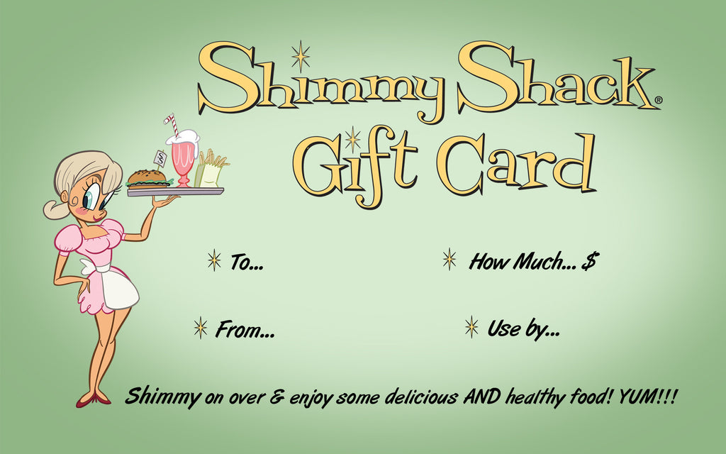 Shimmy Shack Gift Cards