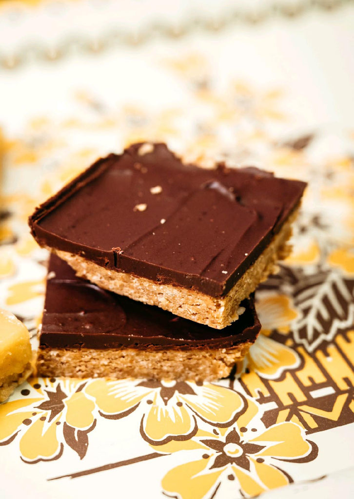 PB&C Dream Bars