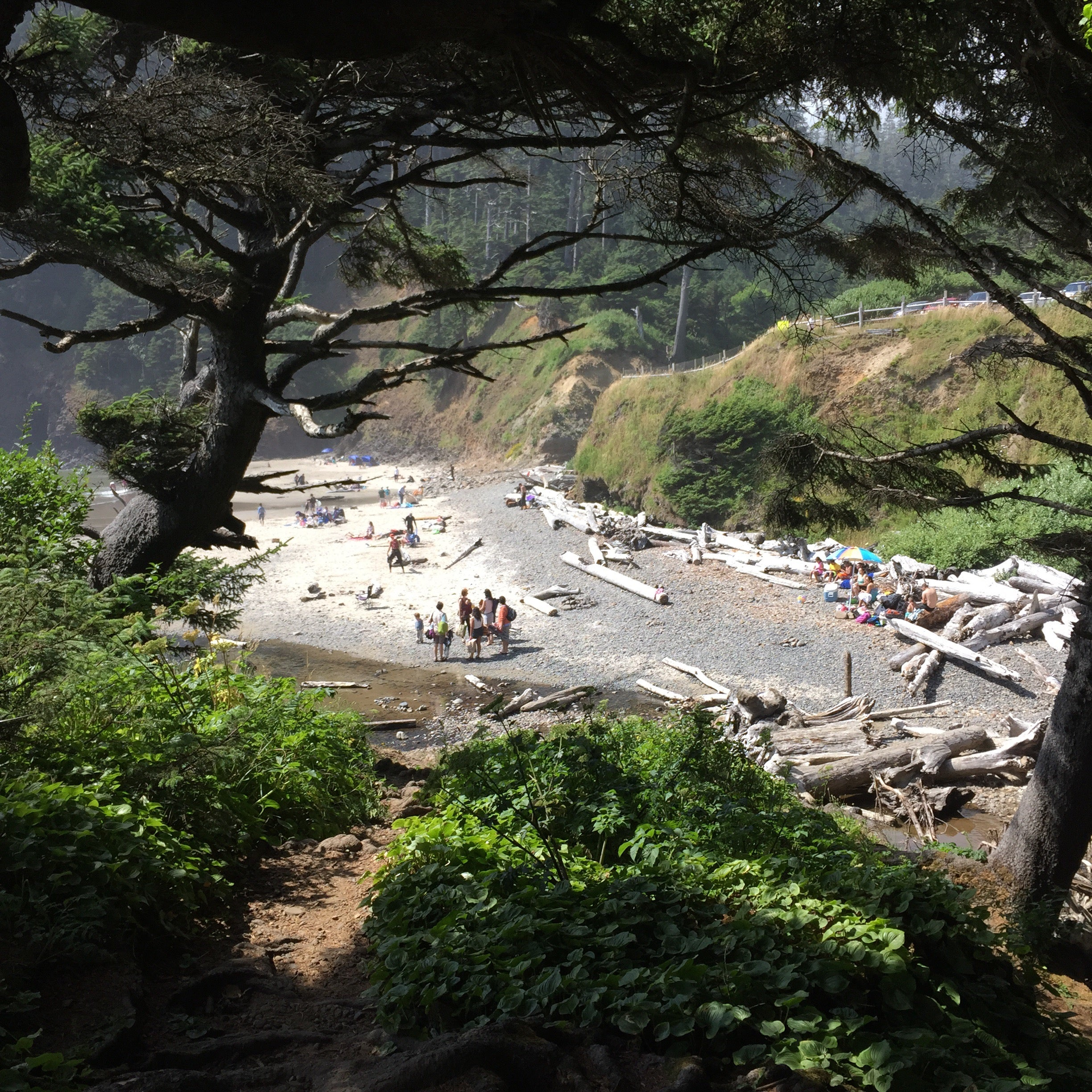Indian Beach: PARADISE FOUND: OREGON'S NORTH COAST