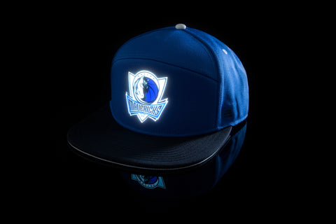 LUMATIV Debuts The NBA's Dallas Mavericks E5 Snapbacks