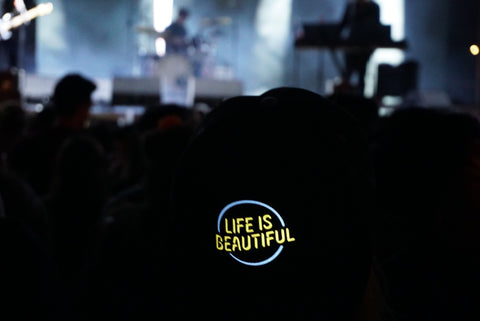 LUMATIV x LIFE IS BEAUTIFUL 2016