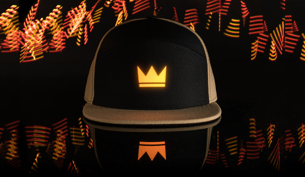 LUMATIV Crown Illuminated Snapback