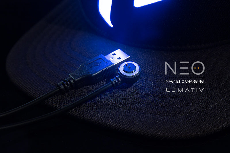 LUMATIV E6 SNAPBACK NEO MAGNETIC CHARGING CABLE