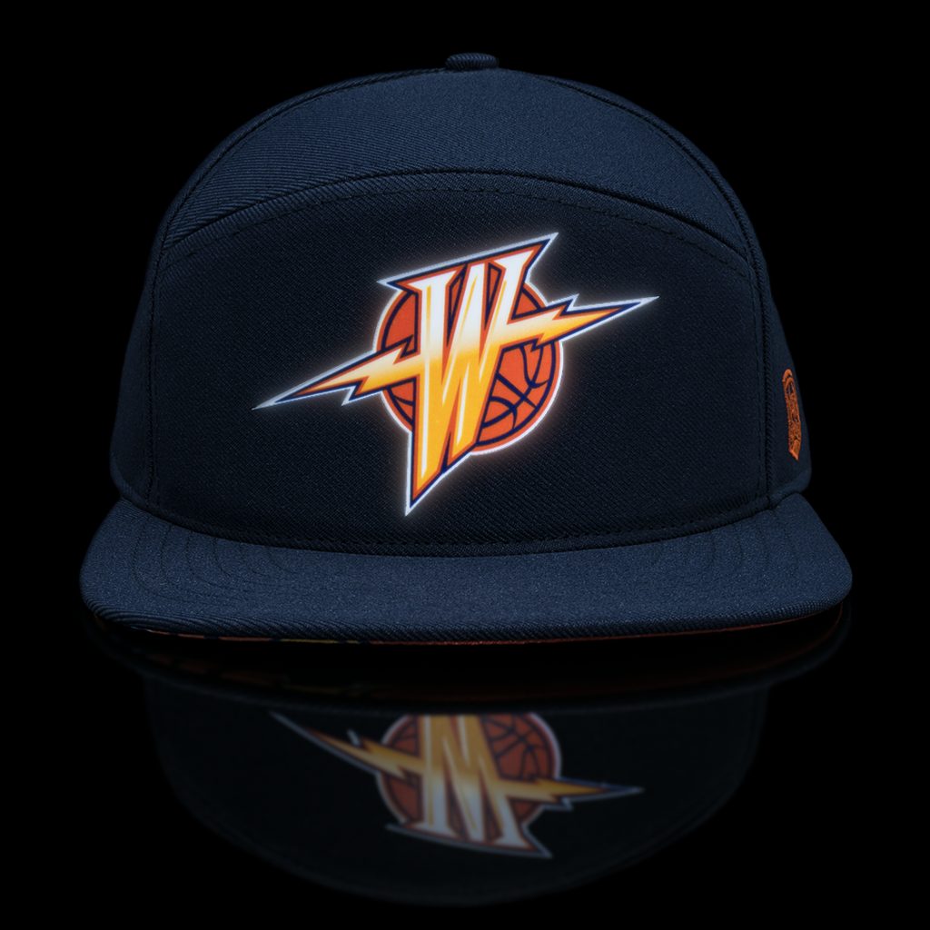 Golden State Warriors - Hardwood Classics Limited Edition LUMATIV Snapback