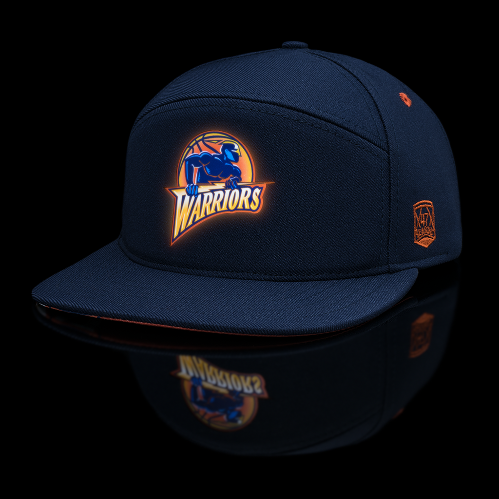 GOLDEN STATE WARRIORS - ILLUMINATED CLASSICS LIMITED EDITION LUMATIV SNAPBACK