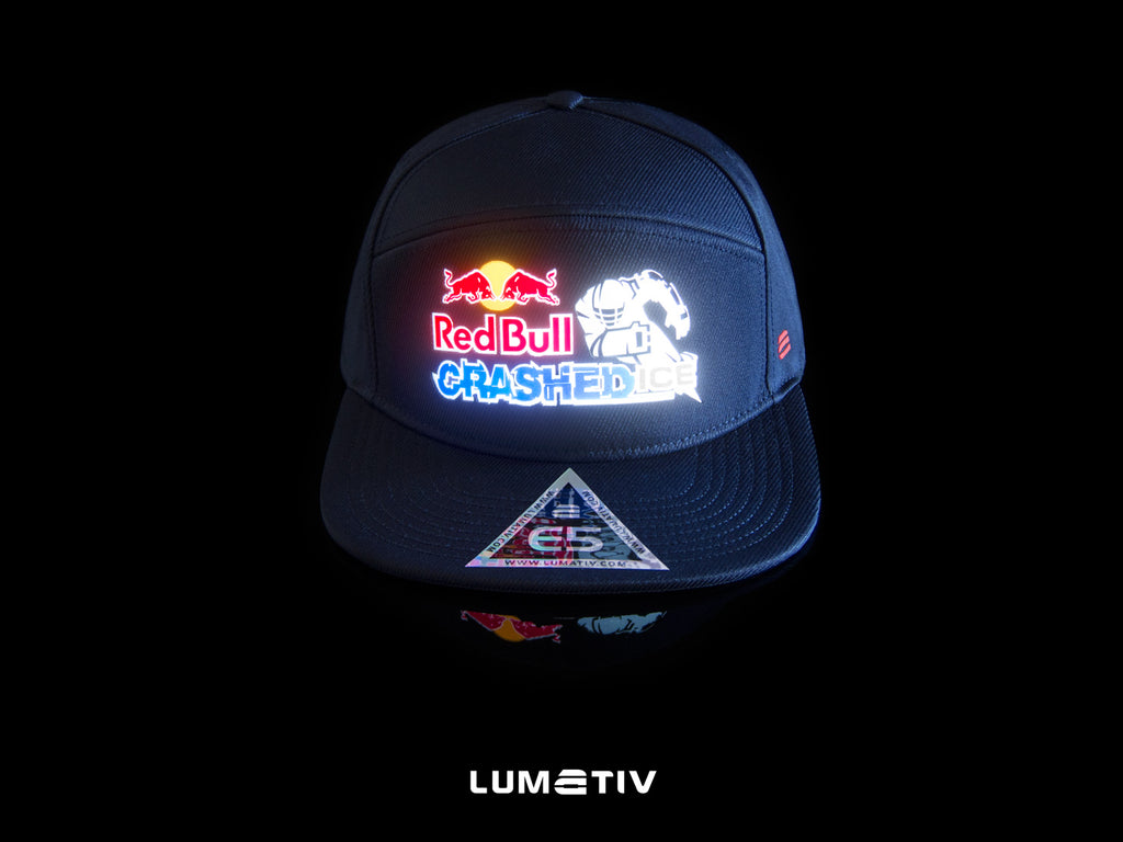 LUMATIV Releases Official Red Bull Crashed Ice 2015 E5 snapback