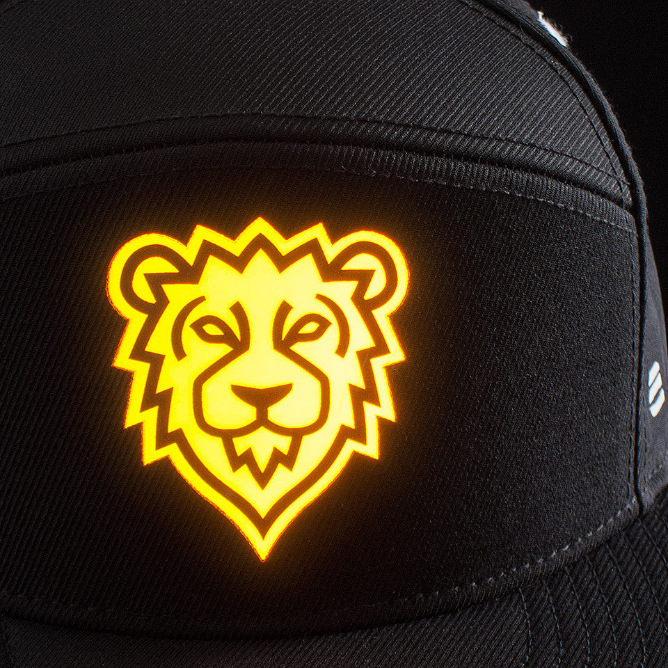 born a lion e5 lumativ illuminated headwear