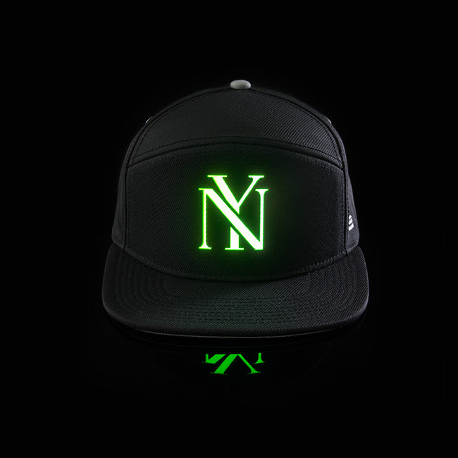 LUMATIV E5 NY Green Color Snapback