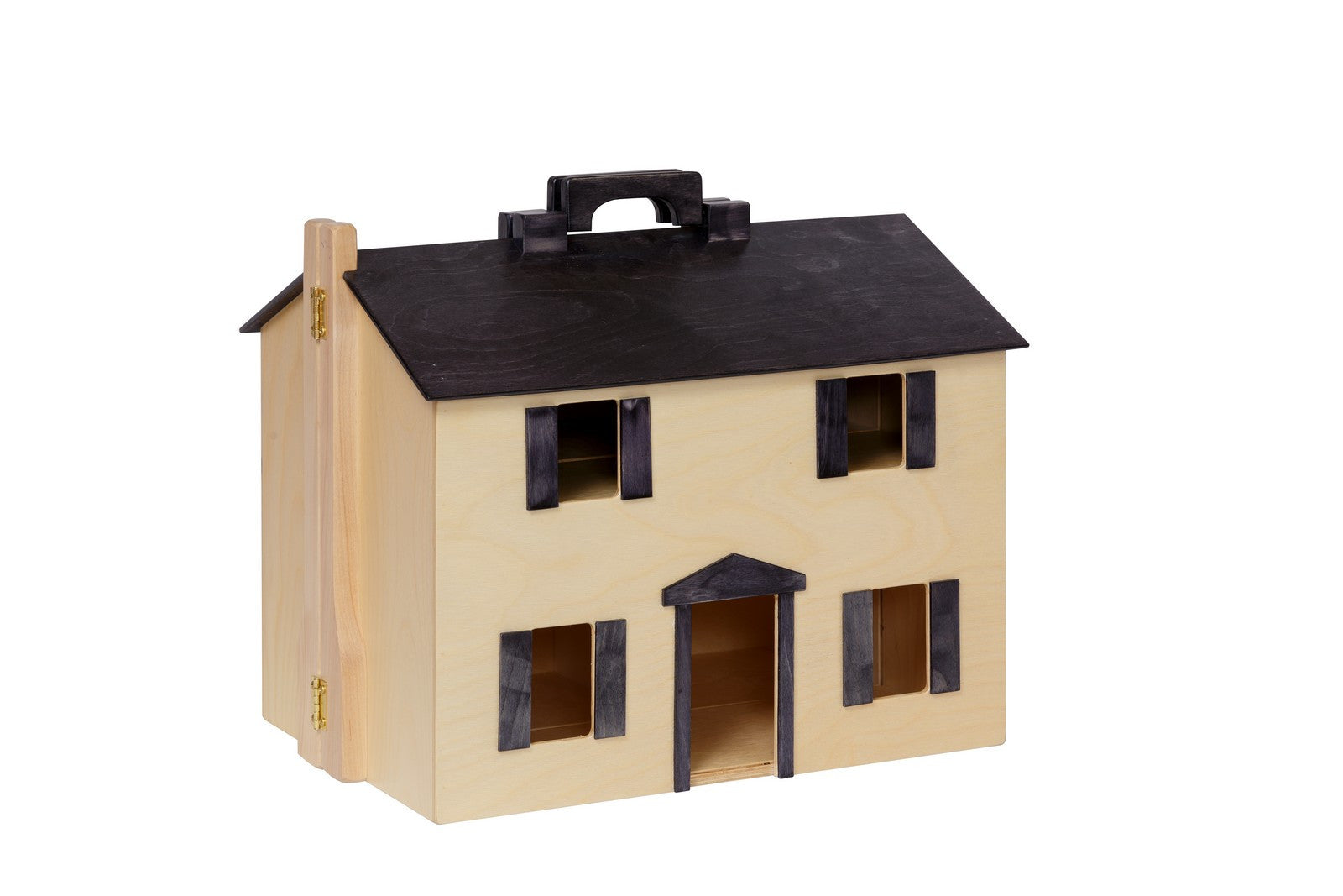 Amish-Made Wooden Doll House Toy