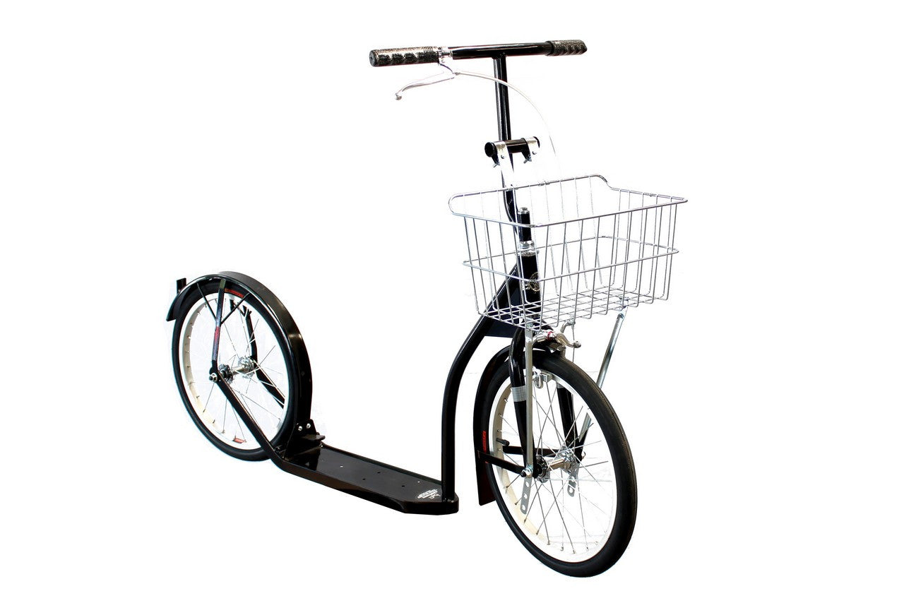 Amish Made Deluxe Youth Kick Scooter Bike 16 Wheel