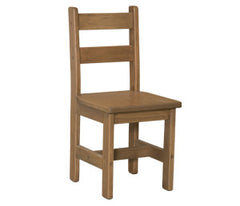 Children's Maple Wood Chair