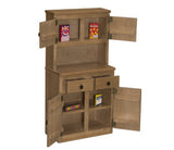 Children's Maple Hutch Playset