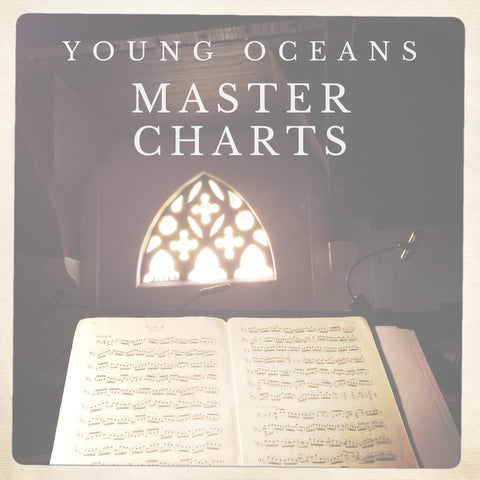 Young Oceans Master Charts - FREE DOWNLOAD