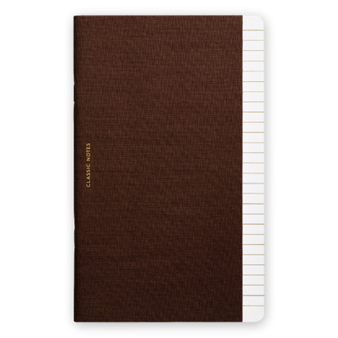 Octaevo Classic Notebook - No. 4 - Ruled