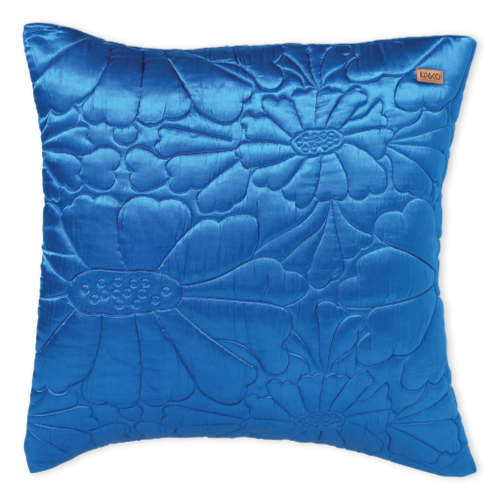 Kip & Co Satin Quilted Euro - Blueberry
