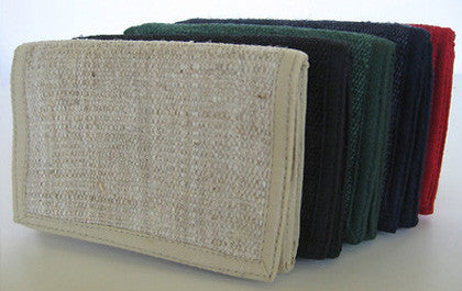 HEMP WALLETS