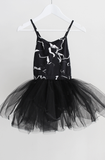 Electric Swan Dress - Black Electric - Tui B - 1