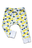 Flag Yellow Leggings - Tui B - 1
