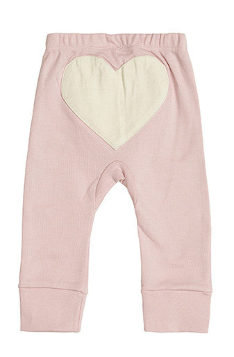 Heart Bottoms - Dusty Pink - Tui B - 1