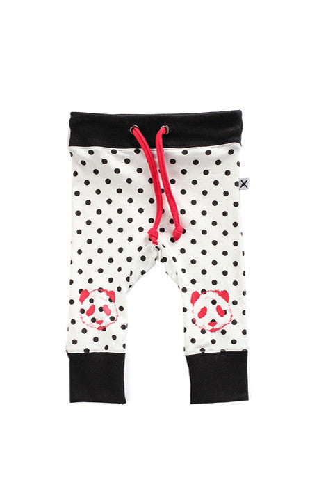 Painted Panda Knees Ziggy Trackie - Tui B