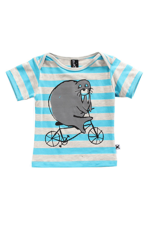 Riding Walrus Tee - Tui B