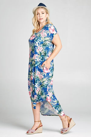 Walk On The Beach Maxi