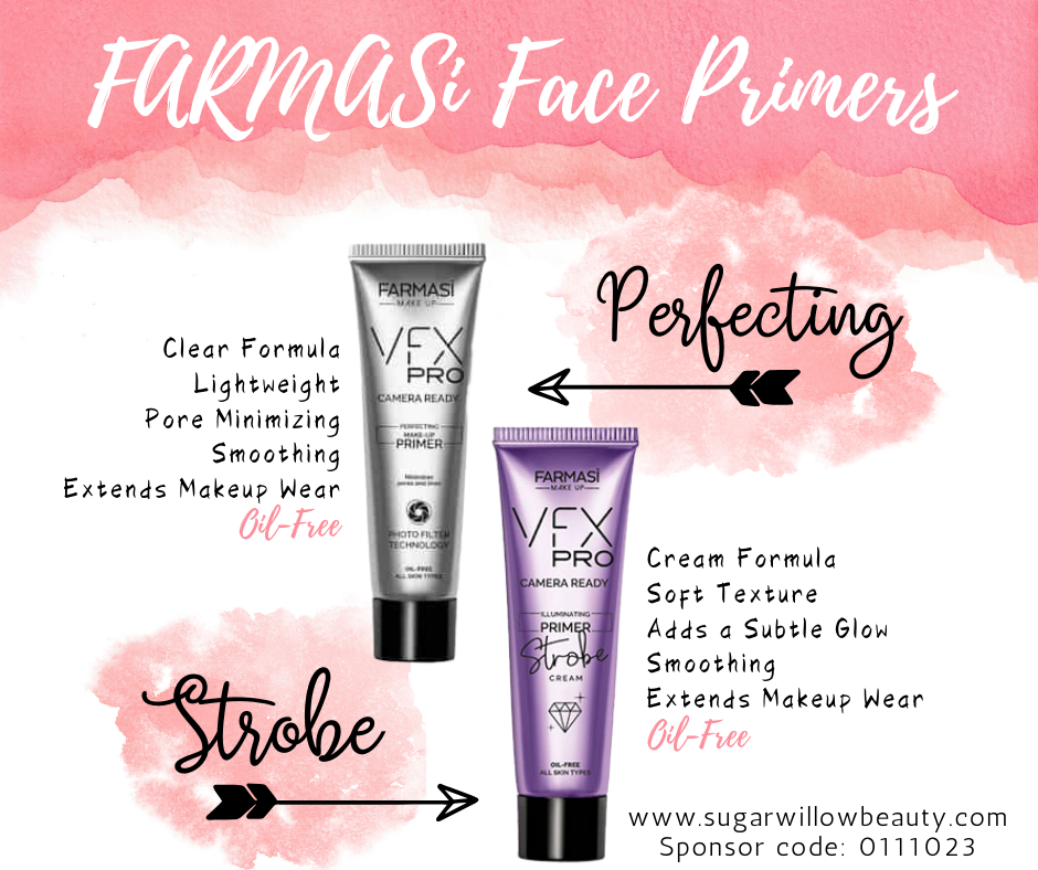 VFX Pro Camera Ready Face Primers