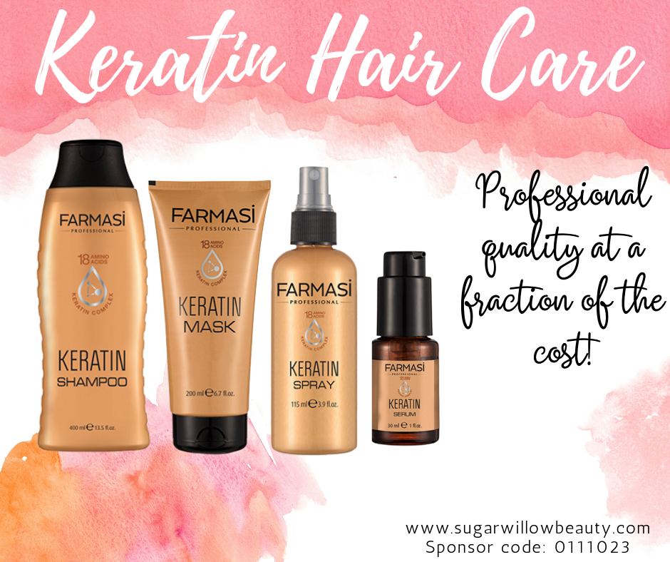 Keratin Hair Care