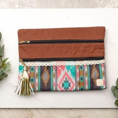 Double Zipper Versi Bags