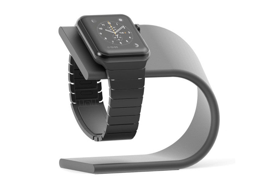 Nomad Apple Watch Stand (Space Gray)