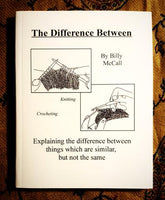 The Difference Between by Billy McCall