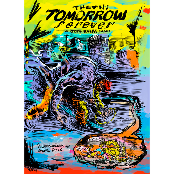 Theth: Tomorrow Forever by Josh Bayer