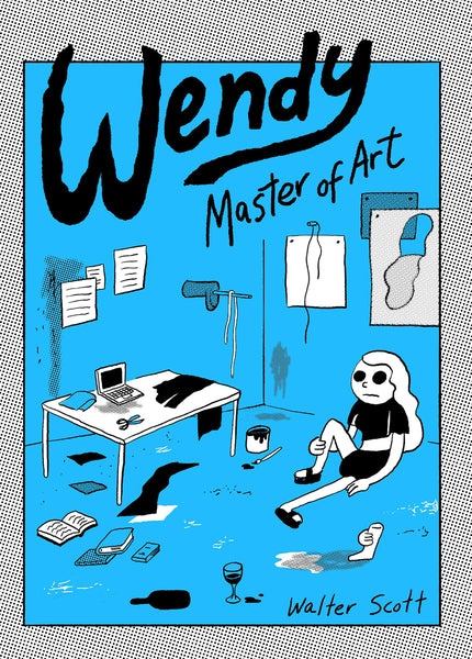 Wendy, Master of Art by Walter Scott