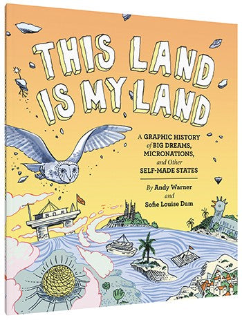 This Land is My Land by Andy Warner and Sofie Louise Dam