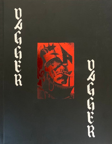 Dagger Dagger Anthology Edited by Al Gofa and Matt Emmons
