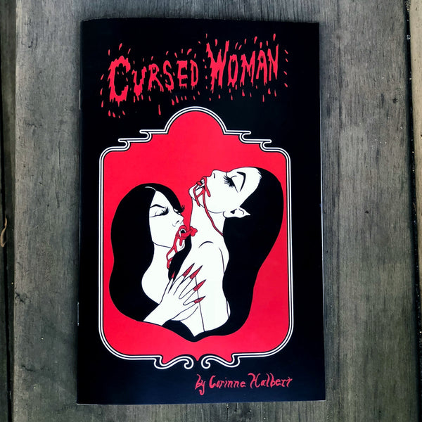 Cursed Woman by Corinne Halbert