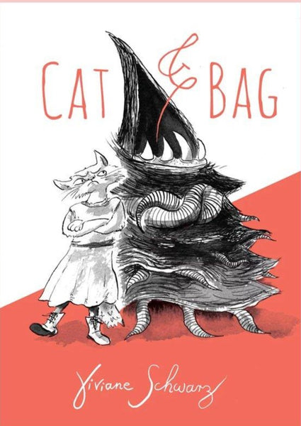Cat & Bag by Viviane Schwarz
